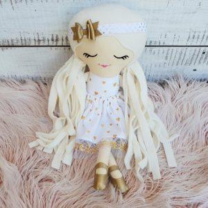Handmade Cloth Doll, Rag Doll
