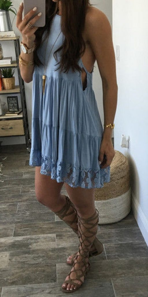 I love this Boho Hippy Outfit