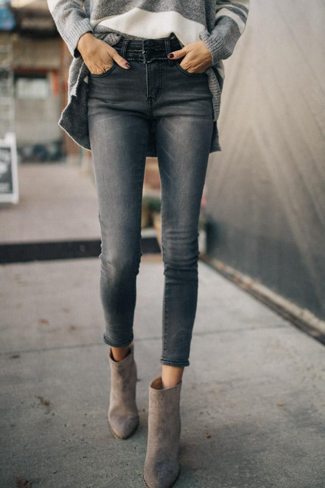 I love this Skinny Jeans ... perfects for any look