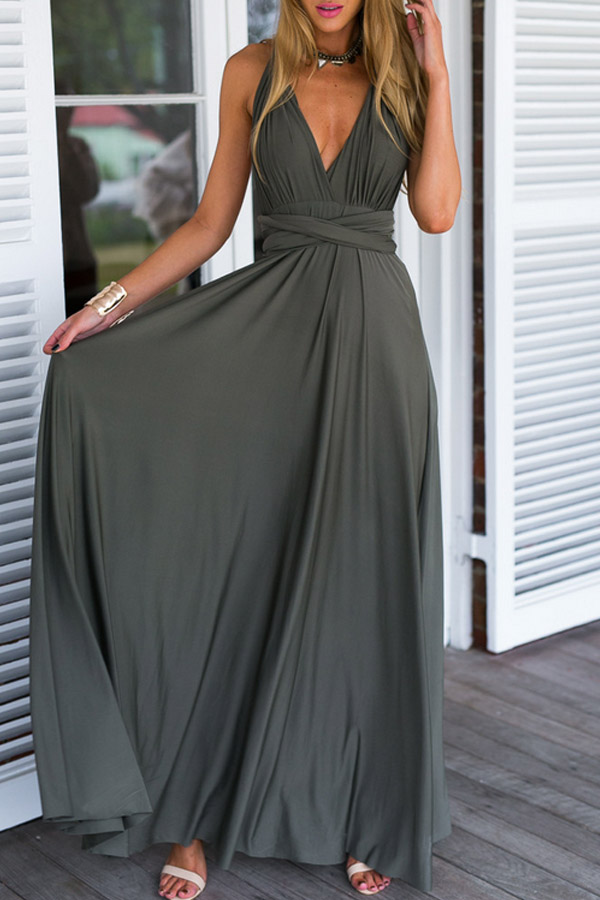 Multi-Way Maxi Dress