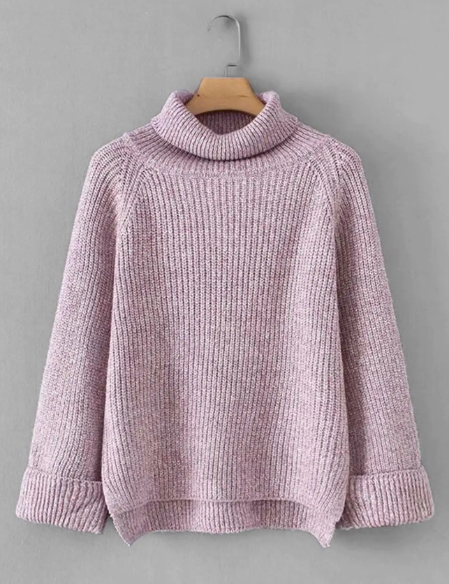 i love Sweaters with flared sleeves