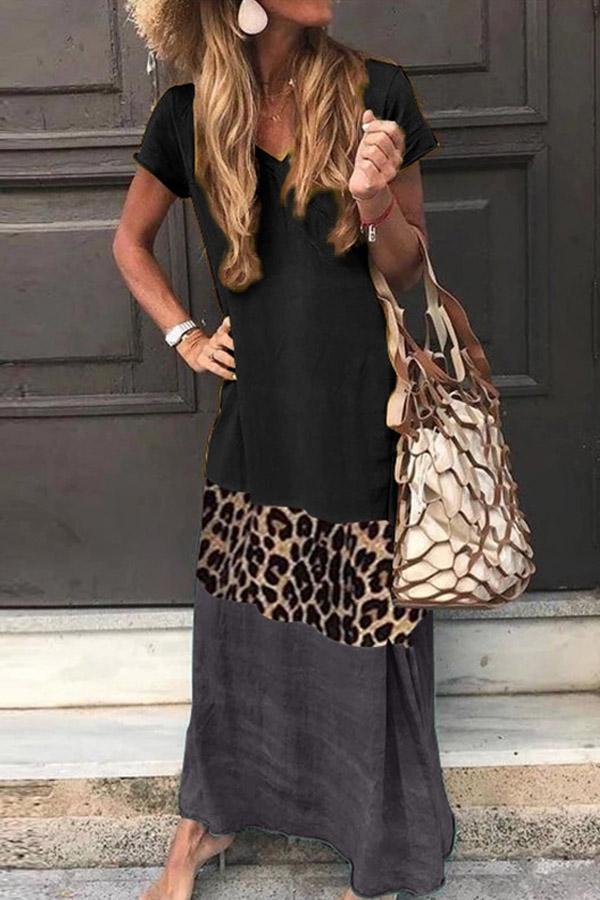Lovely Hippy Chic Maxi Dress