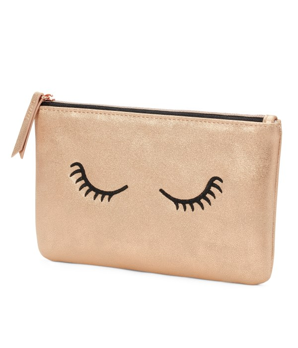 Lovely mini pouch in rose gold