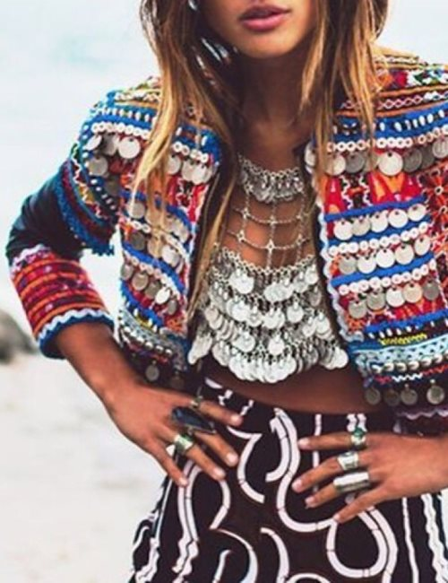 Nomadic Style Girl - Hippy Chic Outfits