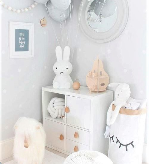 Nomadic Style Girl - lovely baby rooms