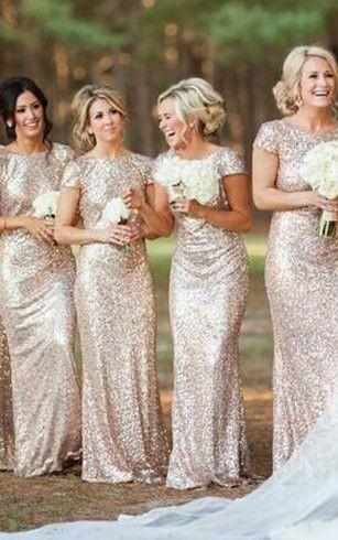 d32d4d4e5fd bridesmaid dress with sequins ... a little vintage style but very trend .