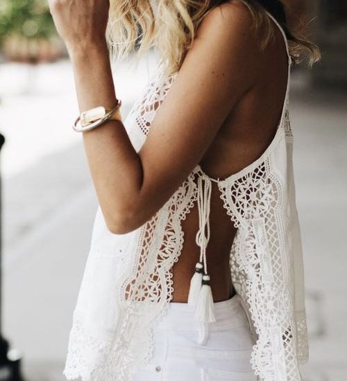 Hippy Chic Blouses