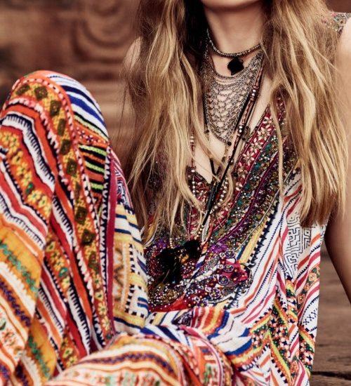 Hippy Chic Dresses