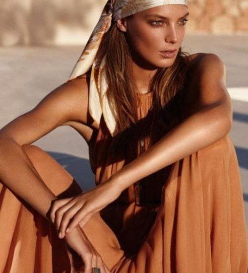 Nomadic Style Girl - Boho Outfits