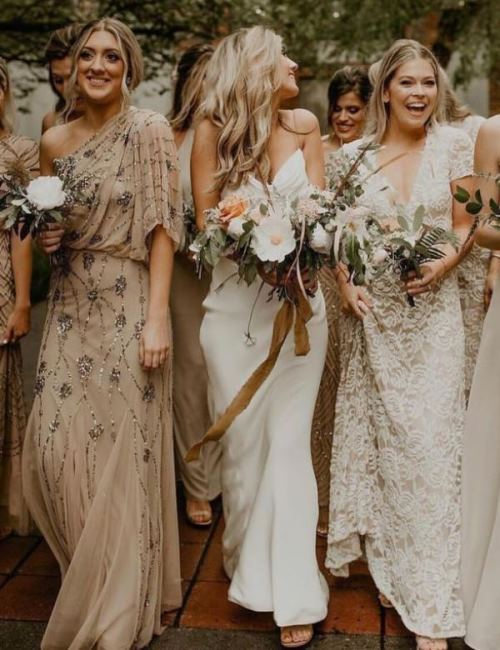 Nomadic Style Girl - Bridesmaids