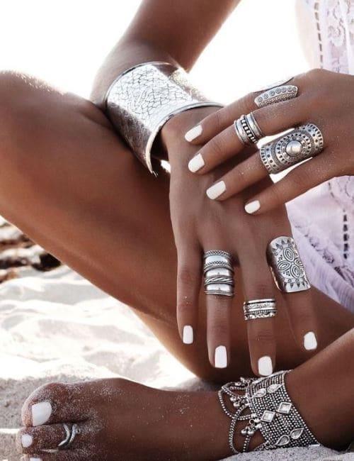 Nomadic Style Girl - boho fashion jewerly -