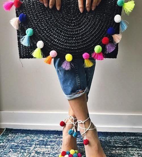 Nomadic Style Girl - boho trendy bags
