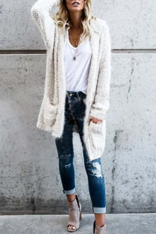 Lovely Casual Cardigan