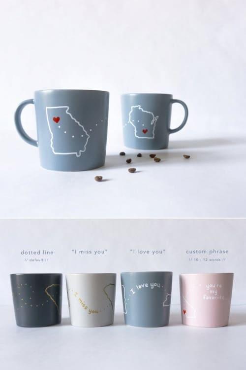 Personalized Gift for Mom. Long Distance Mug for Mother. Custom Gift for Mom. Christmas Gift for Mom under 25. Coffee Mug for Mom