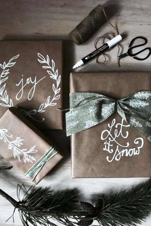 Fantastic Gift Wrap Ideas 1