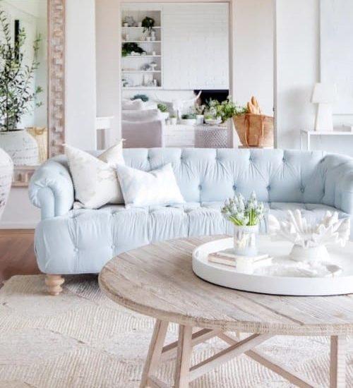 Boho Living Decor – Relaxed House Look Bohemian Style