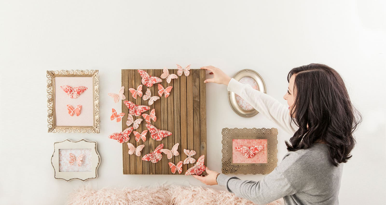 Add a personal Boho Touch to your Home Decor with Cricut
