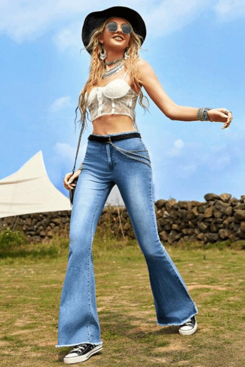 Elephant Foot Jeans