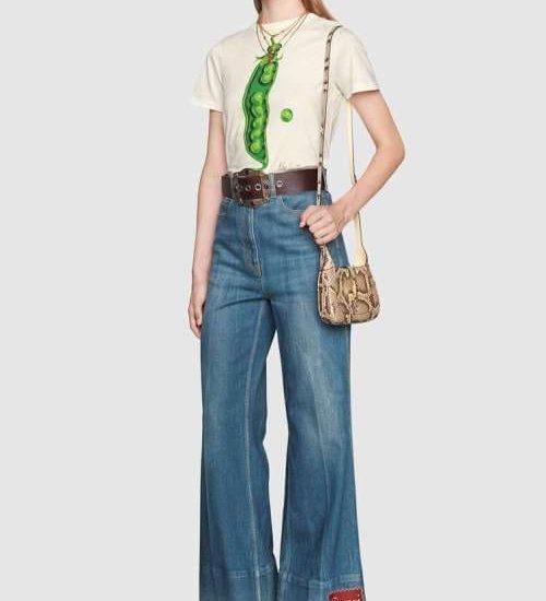 High-waist Wide Pants Spring Summer 2021 Trend