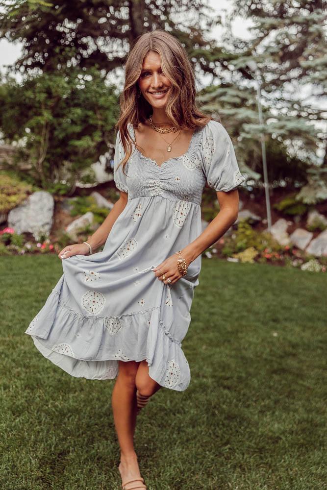 Beautiful Bohemian Midii Dress